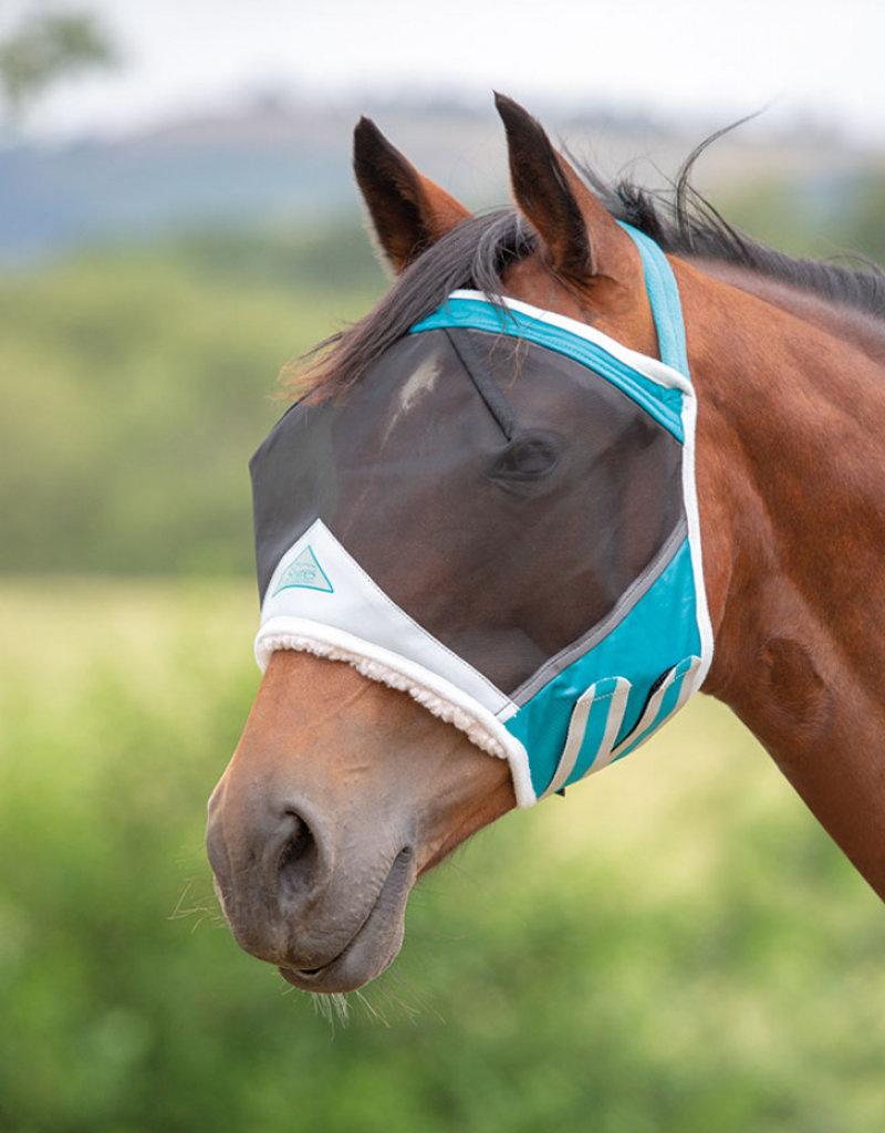 Shires Flymask   Earless