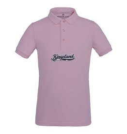 Kingsland Amirat Girls Polo Shirt Pink