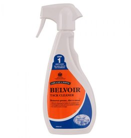 Carr & Day & Martin Leerzeep Belvoir Tack Cleaner Spray Step 1 500ml