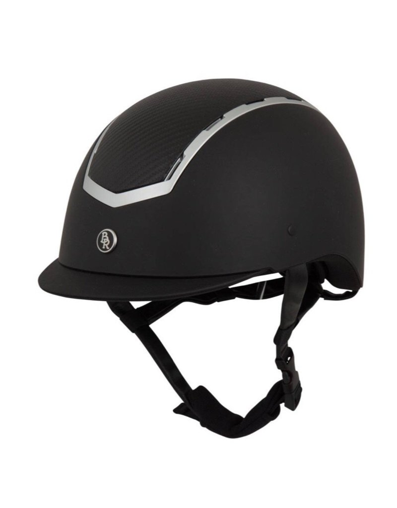 BR Riding Helmet BR Sigma Painted Carbon