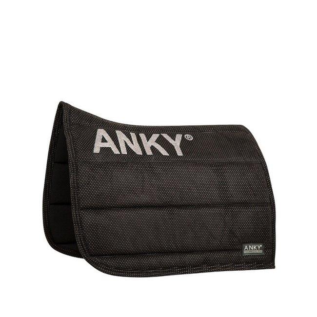 Anky Saddle pad 3D Dots Black