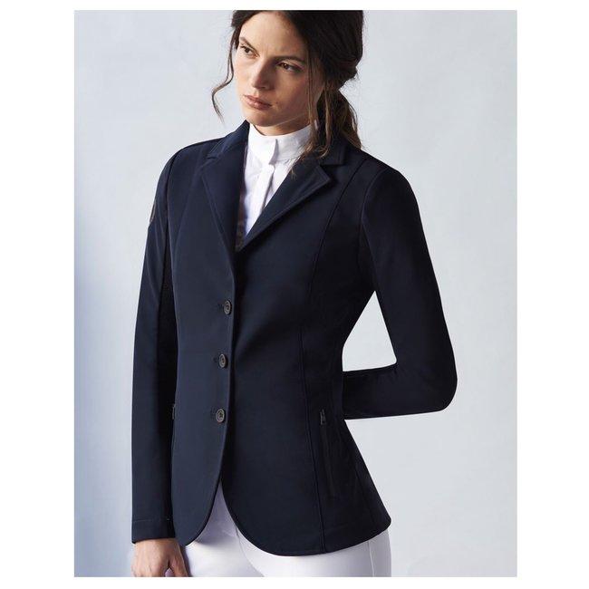 Cavalleria Toscana Tech Knit zip Riding Jacket