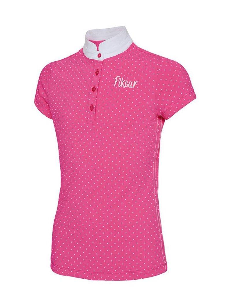 Pikeur Leni Wedstrijd Shirt voor kinderen