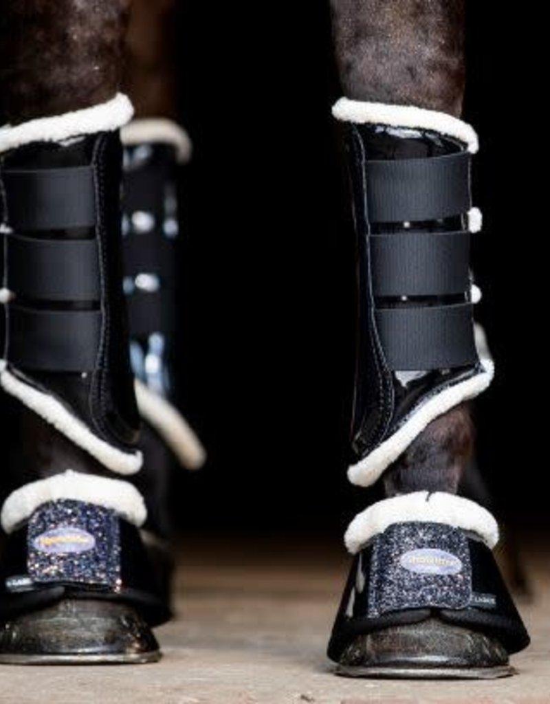 HB Flex boots Gold Rush Glitter