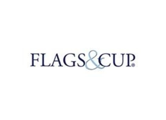 Flags & Cup