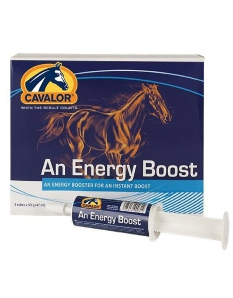 Cavalor Energy Boost tube