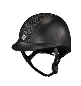 Charles Owen Veiligh.cap Charles Owen ElumenAyr Leather Look