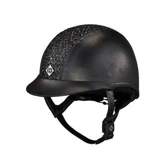 Charles Owen Safety cap Charles Owen ElumenAyr Leather Look