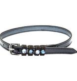 Imperial Riding Leather spur straps  Pardouz
