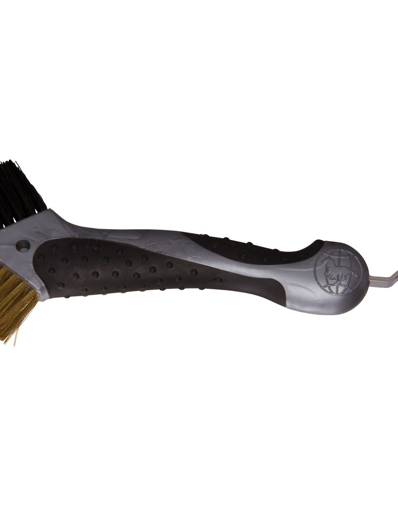 Scraper hoof pick