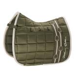 Eskadron Saddle Cloth  Big Square Glossy Platinum Edition 19/20