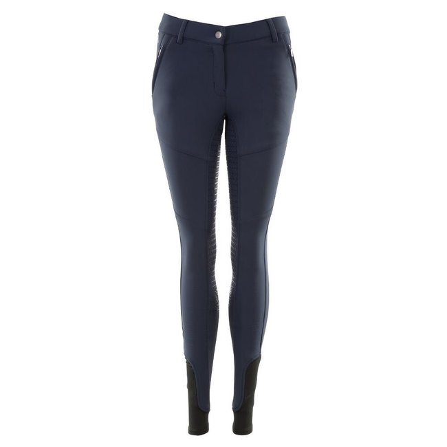 BR Riding breeches Nalany softshell with silicone seat