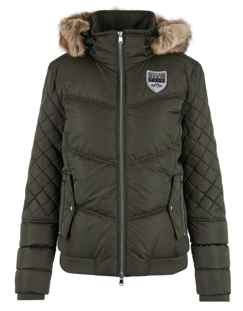 HV Polo Jacket Belmont