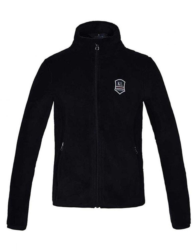 Kingsland Fleece jacket Keego Navy