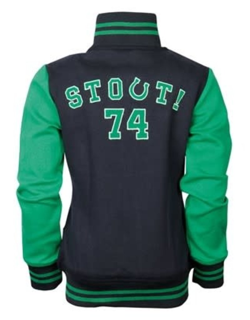 Harry Horse Vest Stout ! Green