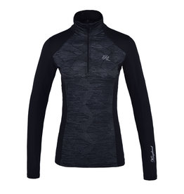 Kingsland Ladies Zip Training Shirt Kiana