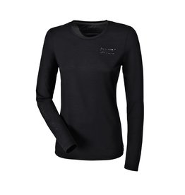 Pikeur T-Shirt long sleeve Caisy black
