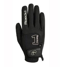 Roeckl Mansfield Black Gloves