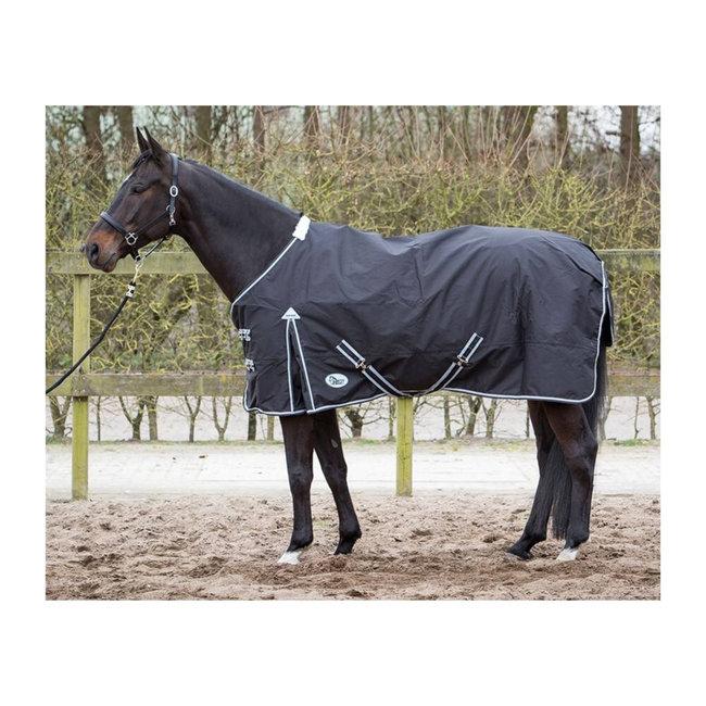 Harry Horse Thor deken 0 grams met fleece lining zwart