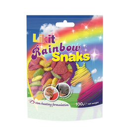Likit Likit Snacks Rainbow 100gr