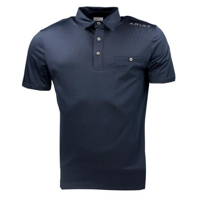 Ariat Mens norco ss polo size S