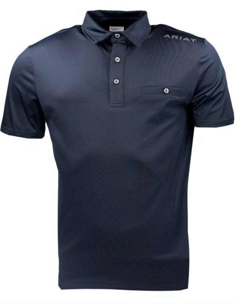 Ariat Heren norco ss polo size S