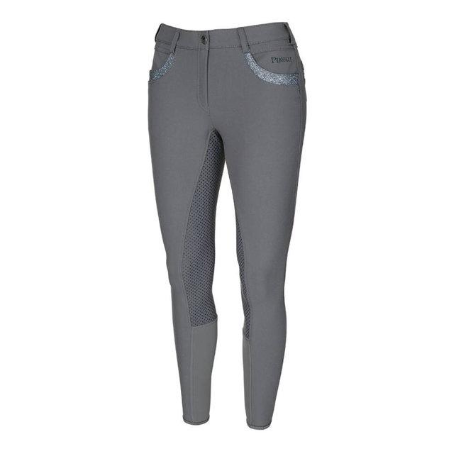 Pikeur Breeches Valessa Grip Steel Grey