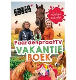 HB Paardenpraat  holiday book