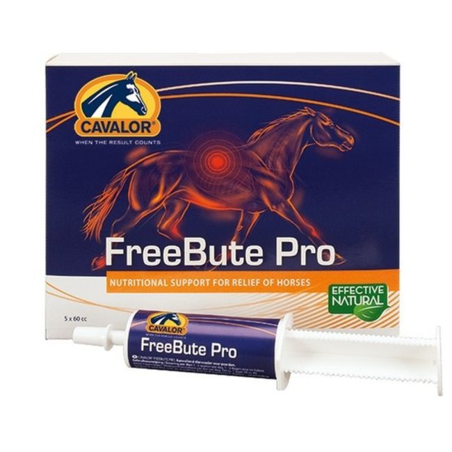 Cavalor Freebute Pro  Tubes
