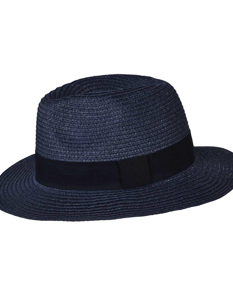 Kingsland Hat Gladys Straw Navy