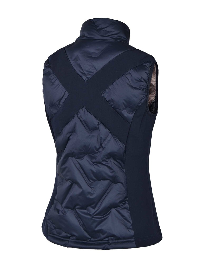 Kingsland Bodywarmer Faith dames Navy