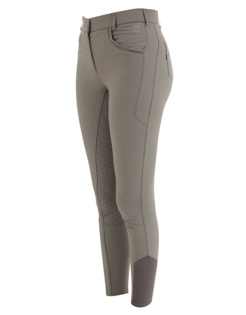 Anky Breeches Sil Seat Shimmer
