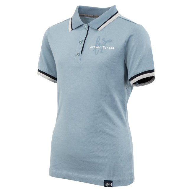 BR Polo shirt BR 4-EH Octiana Child Short Sleeve size 128