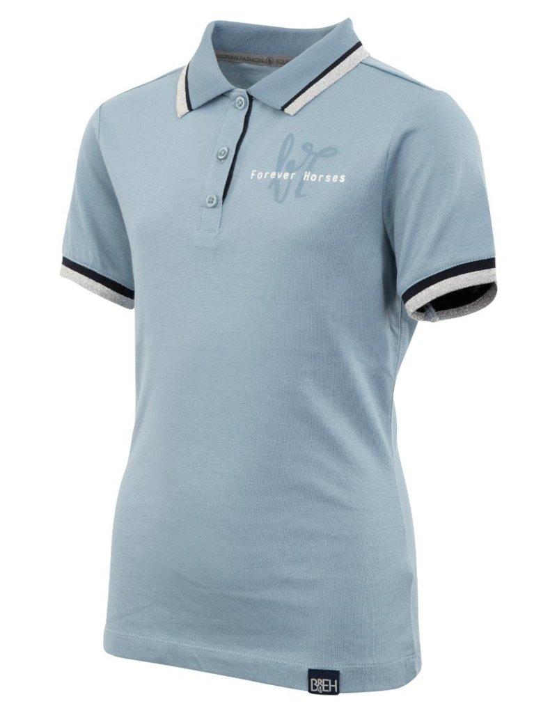 BR Poloshirt BR 4-EH Octiana Kind Korte Mouw