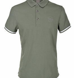 Pikeur Poloshirt Abraxas Agave groen