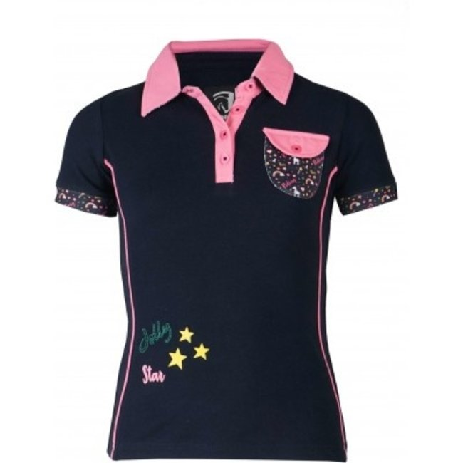 Horka Polo shirt poppy