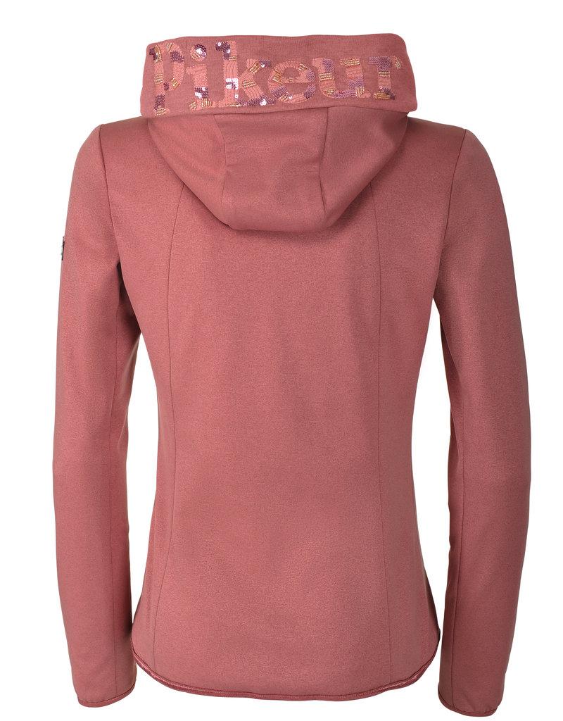 Pikeur Fleece jacket Juliet Rouge