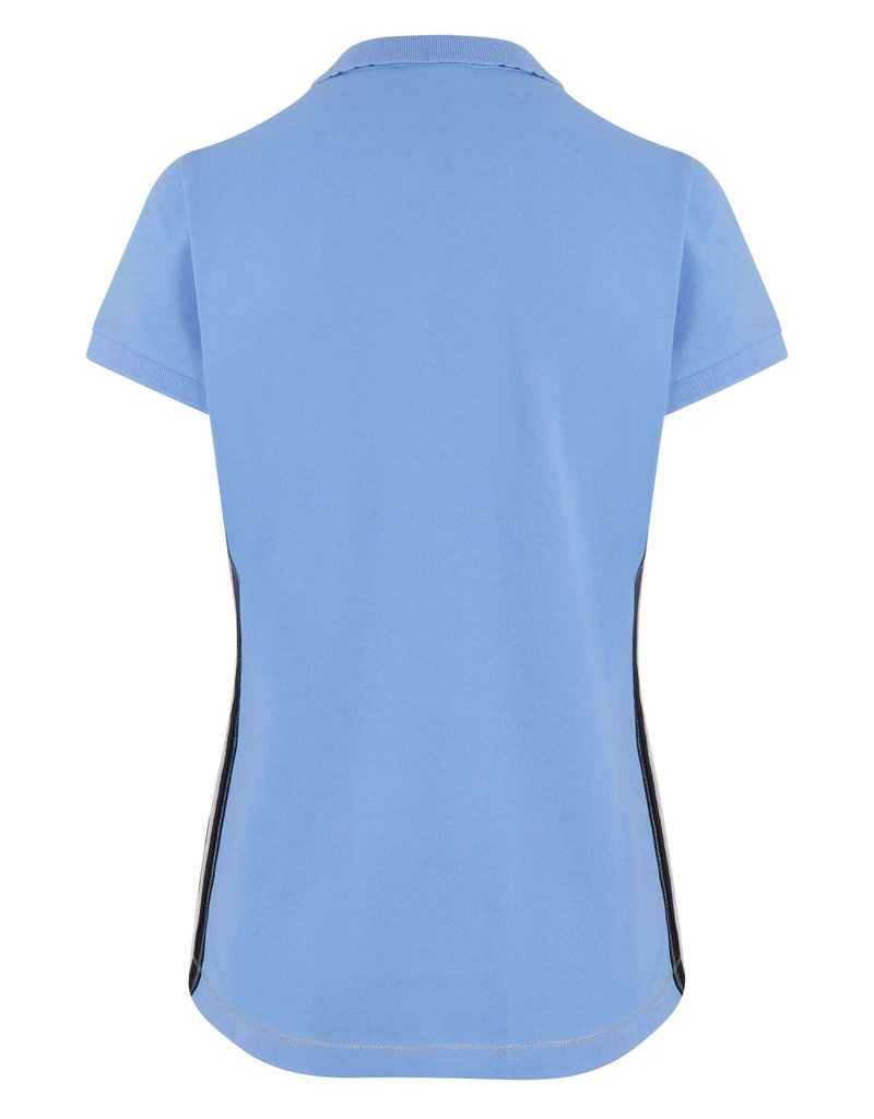 HV Polo Polo Shirt  Cache Lavender Blue