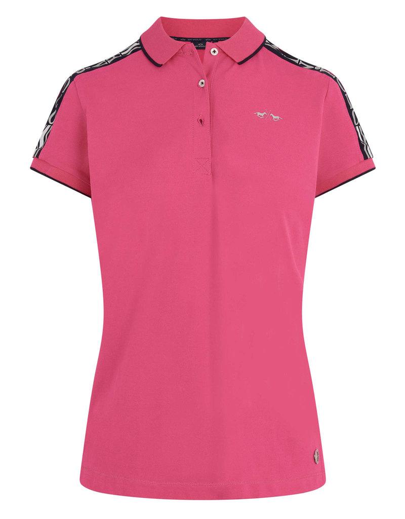 HV Polo Poloshirt Christobal Neon Fuchsia