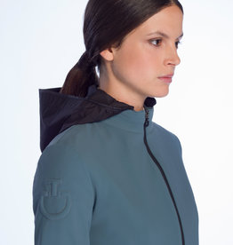 Cavalleria Toscana Women softshell warm-up jacket