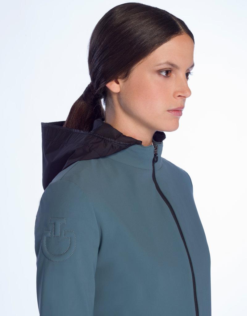 Cavalleria Toscana Dames softshell warm-up jacket