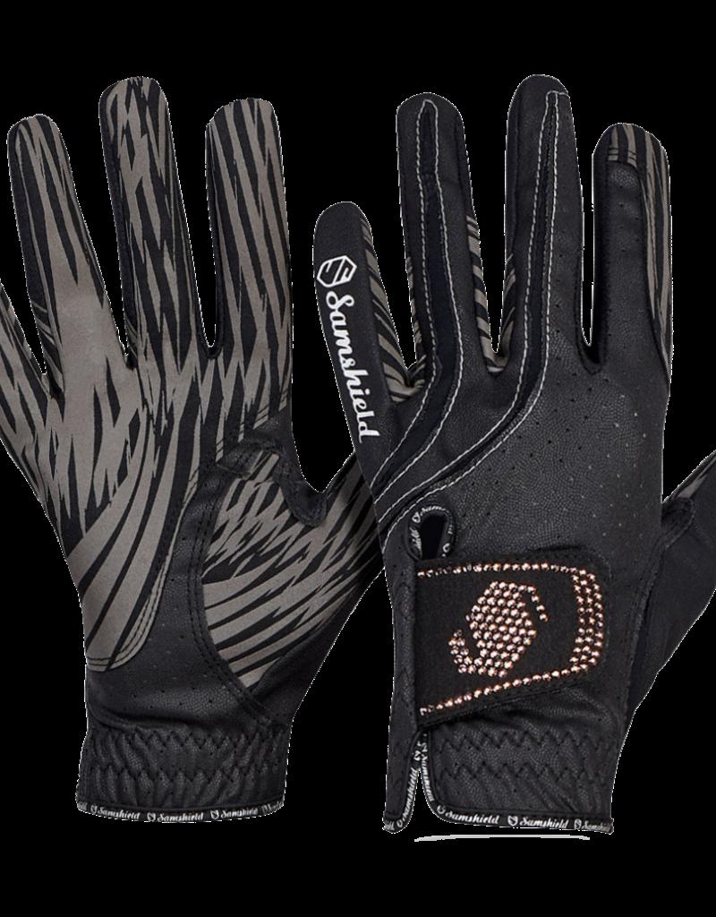 Samshield Glove V-skin pink gold