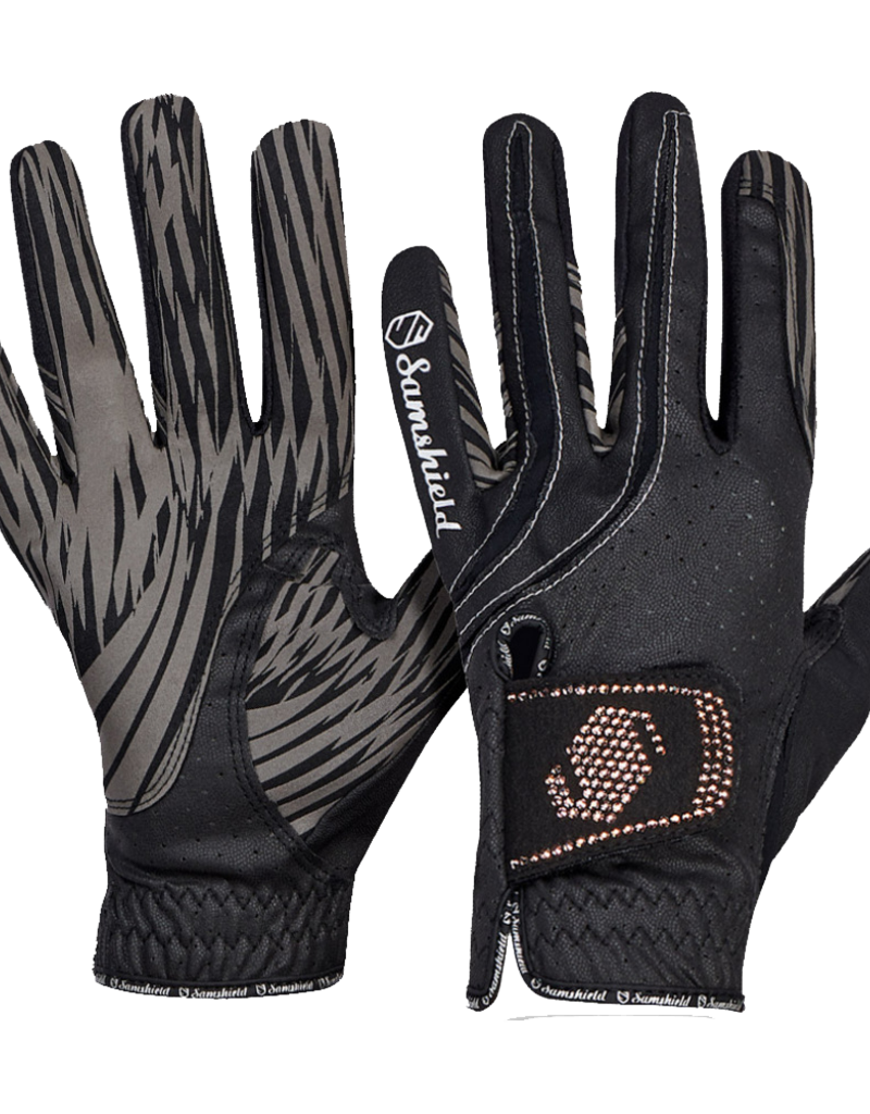 Samshield Handschoen V-skin roze goud