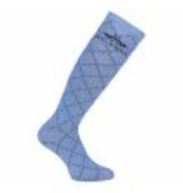 HV Polo Socks Amazon Ocean Blue