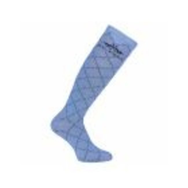 HV Polo Socks Amazon Ocean Blue