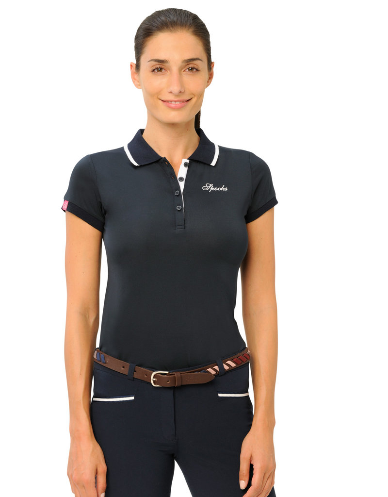 Spooks Poloshirt Ramonah navy