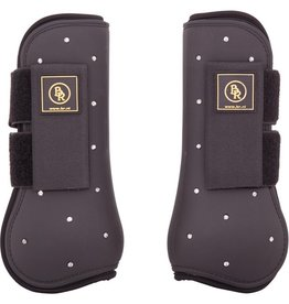 BR Tendon boots Bright Star imitation diamond