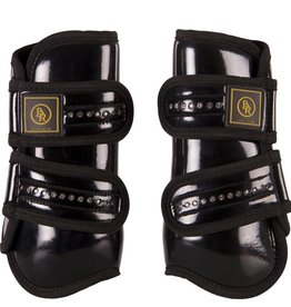 BR Tendon boots Pro Max lacquer w / strass