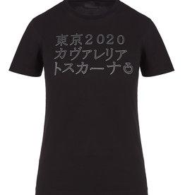 Cavalleria Toscana T shirt Dames  Kanji
