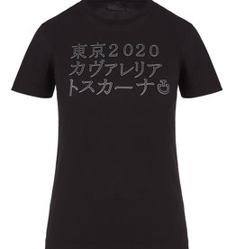 Cavalleria Toscana T shirt Ladies Kanji